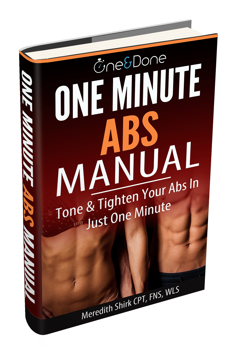One Minute Abs Manual