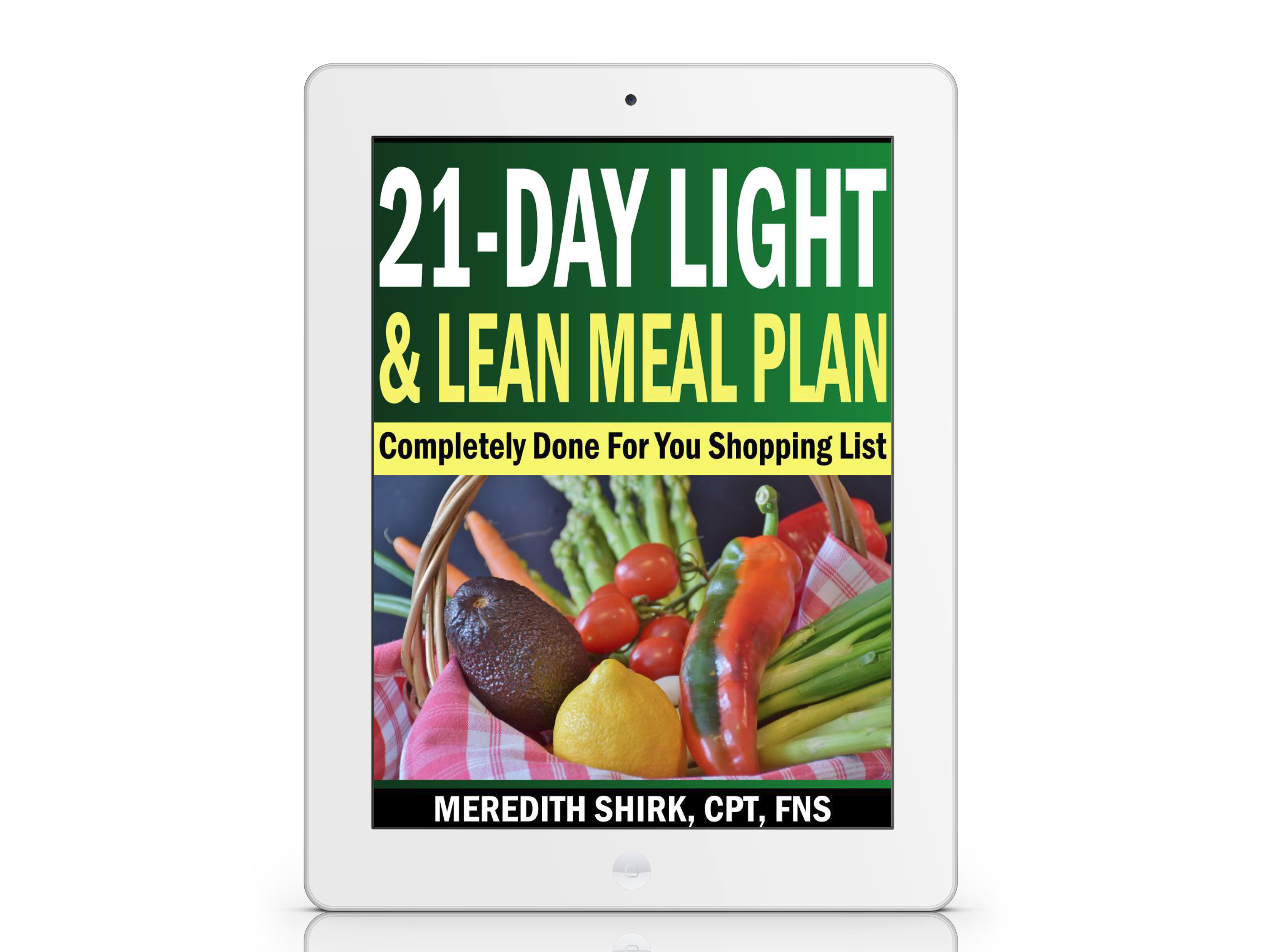 Light & Lean Shopping List