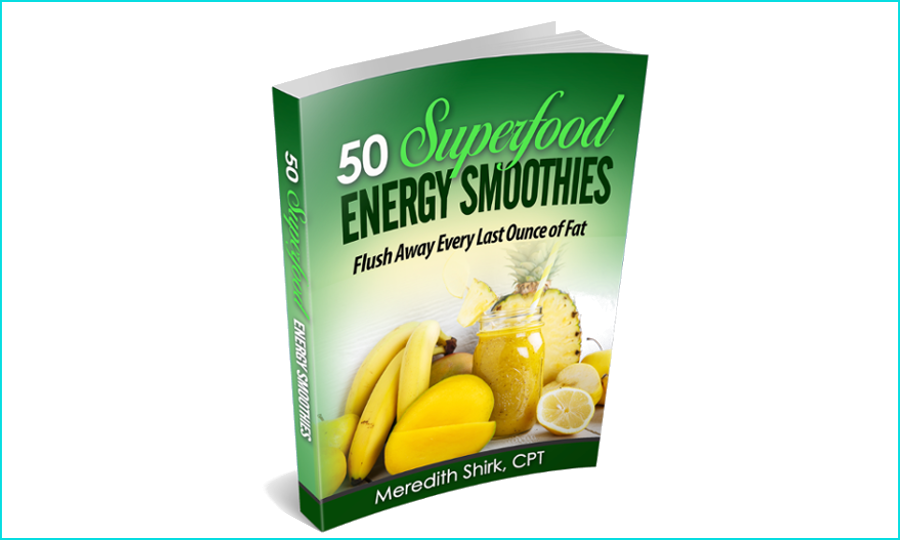50 Superfood Energy Smoothies
